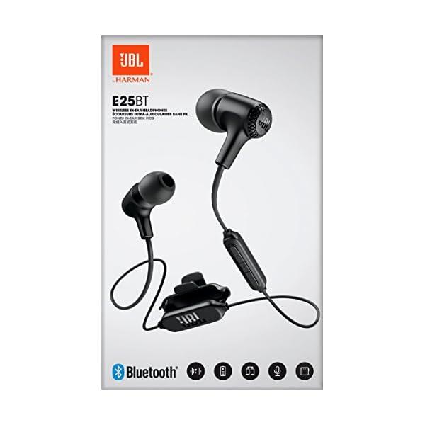 JBL E25BT Bluetoothイヤホ...の紹介画像12