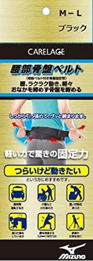 利得スツールチロCARELAGE(ケアレージュ) 腰部骨盤ベルトM-LL
