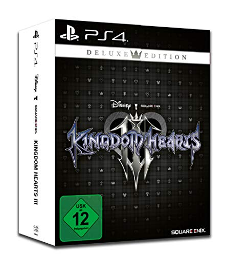 Kingdom Hearts III Deluxe Edit...