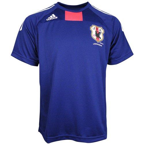 (アディダス) adidas 日本代表 ホーム Tシャツ KF935 ジャパンブルー O