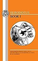 Herodotus: Book I (Bristol Classical Press Greek Texts)