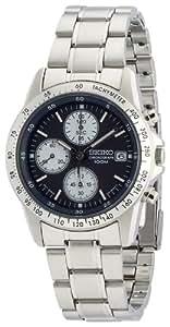 [セイコーimport]SEIKO 腕時計 逆輸入 海外モデル SND365PC ダークブルー メンズ