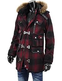 Ragtime Select(ラグタイム セレクト) ファイヤーマン コート メンズ ミリタリーコート ファー ミリタリー