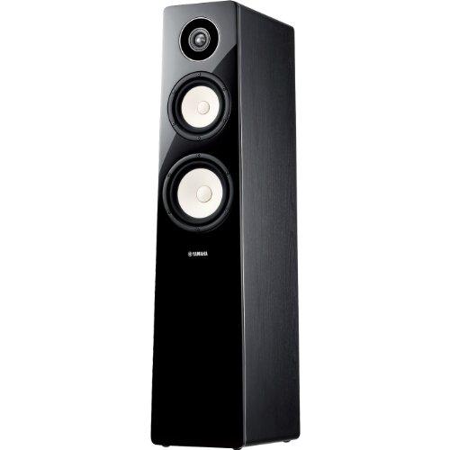 YAMAHA フロア型ピュアオーディオスピーカー ハイレゾ音源対応  ブラック B00454L1QE 1枚目