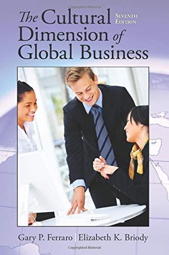 Download The Cultural Dimension of Global Business: United States Edition 0205835597