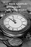 12 Week Gratitude Journal with Mood Tracker