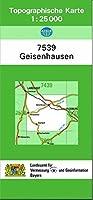Geisenhausen 1 : 25 000