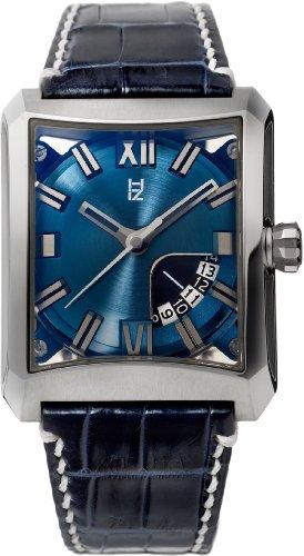 腕時計 HiZ(ヒズ) 自動巻き クロコ革 日本製 VY03-K10SD メンズ ミナセ