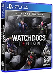 Watch Dogs: Legion, Ultimate Edition, PlayStation 4