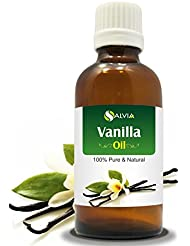 VANILLA OIL 100% NATURAL PURE UNDILUTED UNCUT ESSENTIAL OIL 15ML