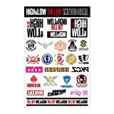 HIGH&LOW THE LIVE タトゥーシール