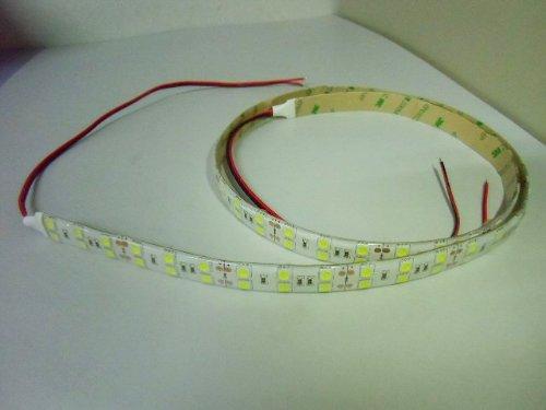 激白!両配線!24V 1M シリカゲル防水 LEDテープライ...