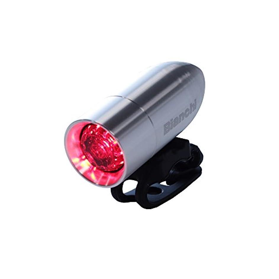 溶けた実際の危険Bianchi(ビアンキ) ライト テールランプ バレットライトニング シルバー JPA0201002SLRD0