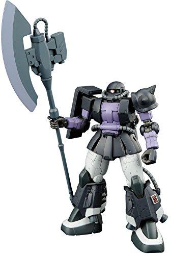 HG 機動戦士ガンダム THE ORIGIN 高機動型ザクII オルテガ専用機 1/144スケール 色分け済みプラモデル