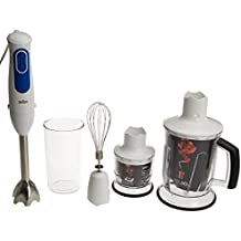 Braun MultiQuick 3 Hand blender - MQ 3045 - White/Blue