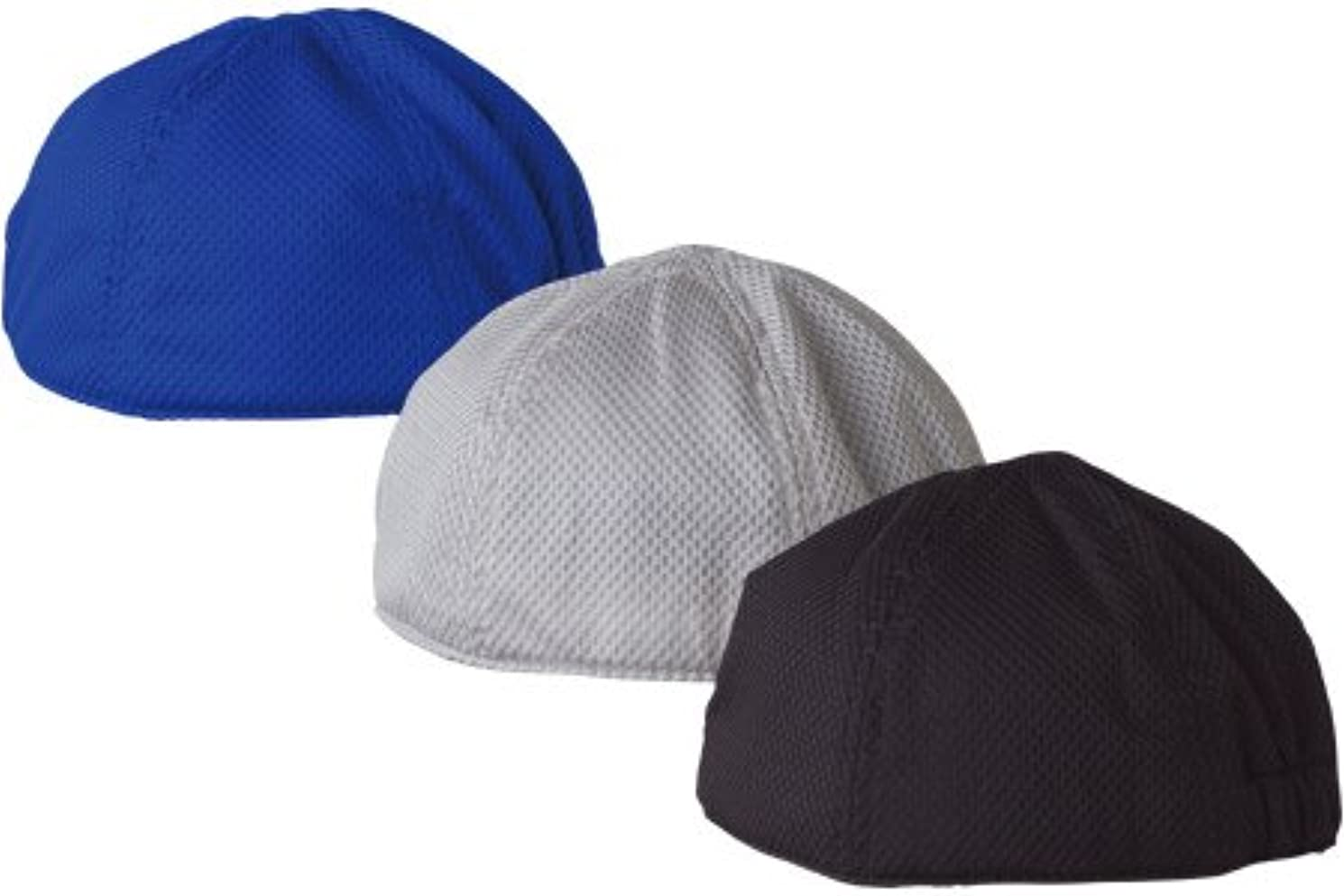 バイバイ渦地震LOGOS(ロゴス) 汗取り帽子 55120219 1602 55120219.グレー フリーサイズ