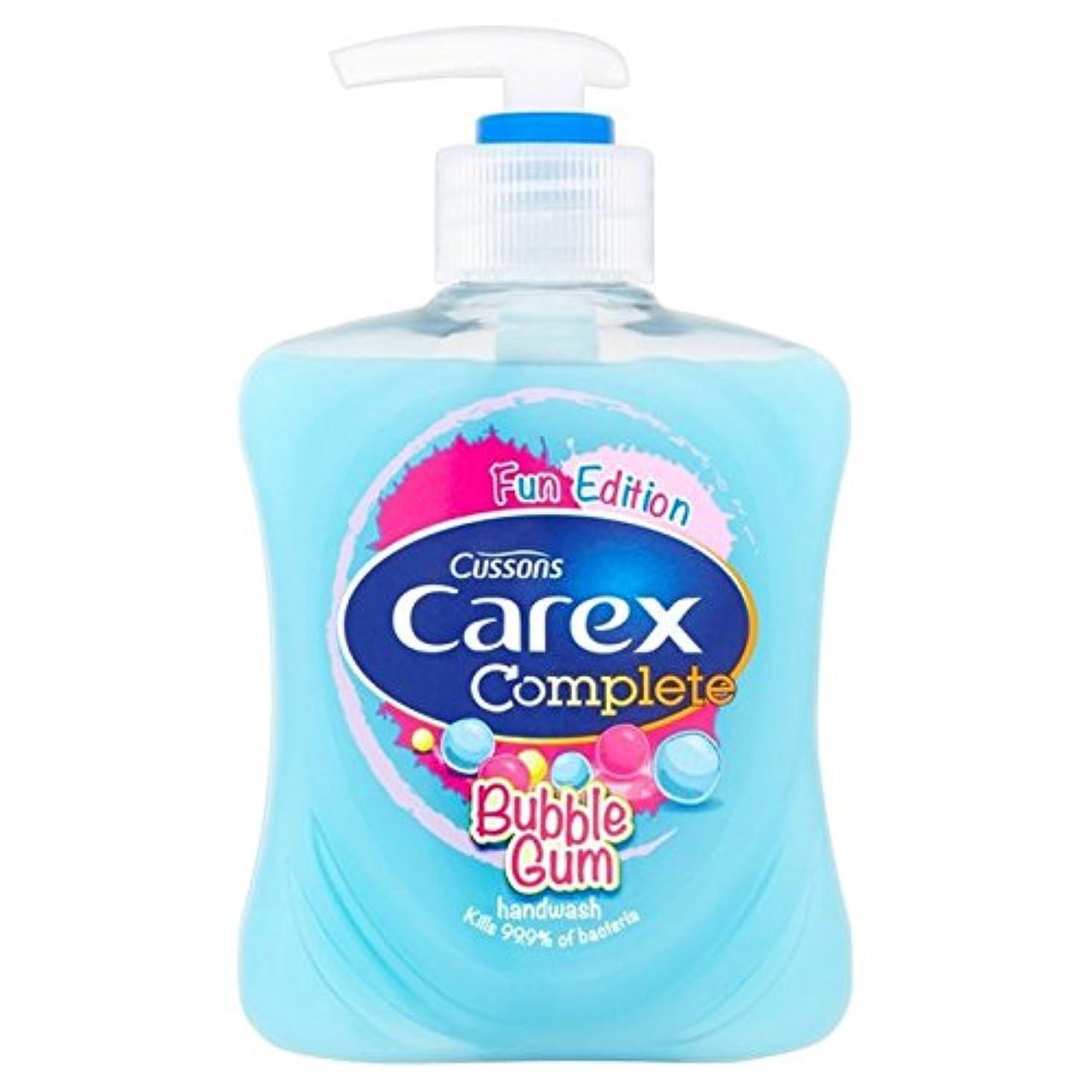 スゲ子供手洗いバブルガムの250ミリリットル x4 - Carex Kids Handwash Bubblegum 250ml (Pack of 4) [並行輸入品]