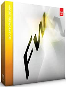 Adobe Fireworks CS5 Windows版 (旧製品)