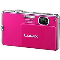 Panasonic デジタルカメラ ルミックス ピンク DMC-FP1-P