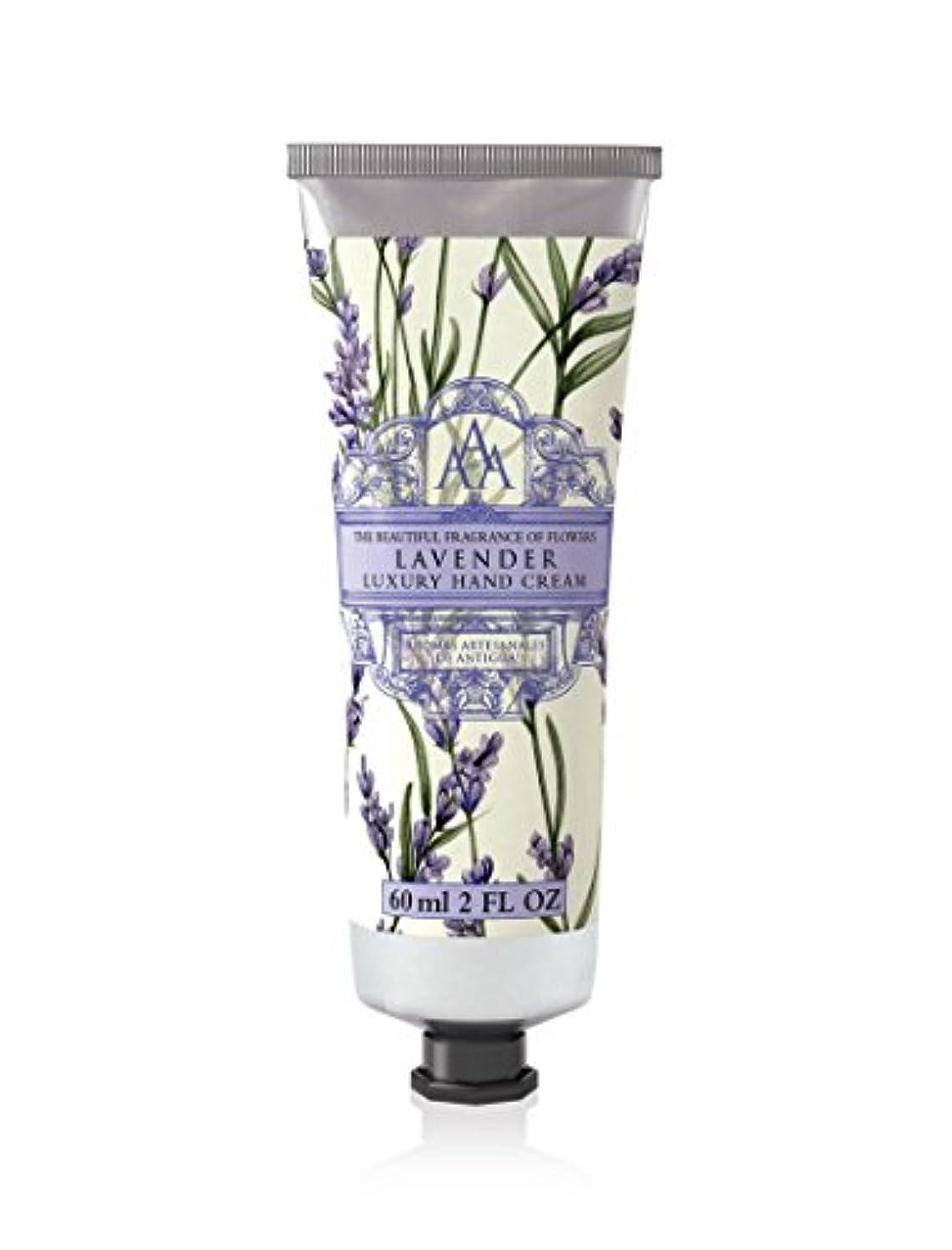 素晴らしい命令的ピッチLuxuey Hand Cream クルトンヒルファーム ハンドクリーム ラベンダーの香り