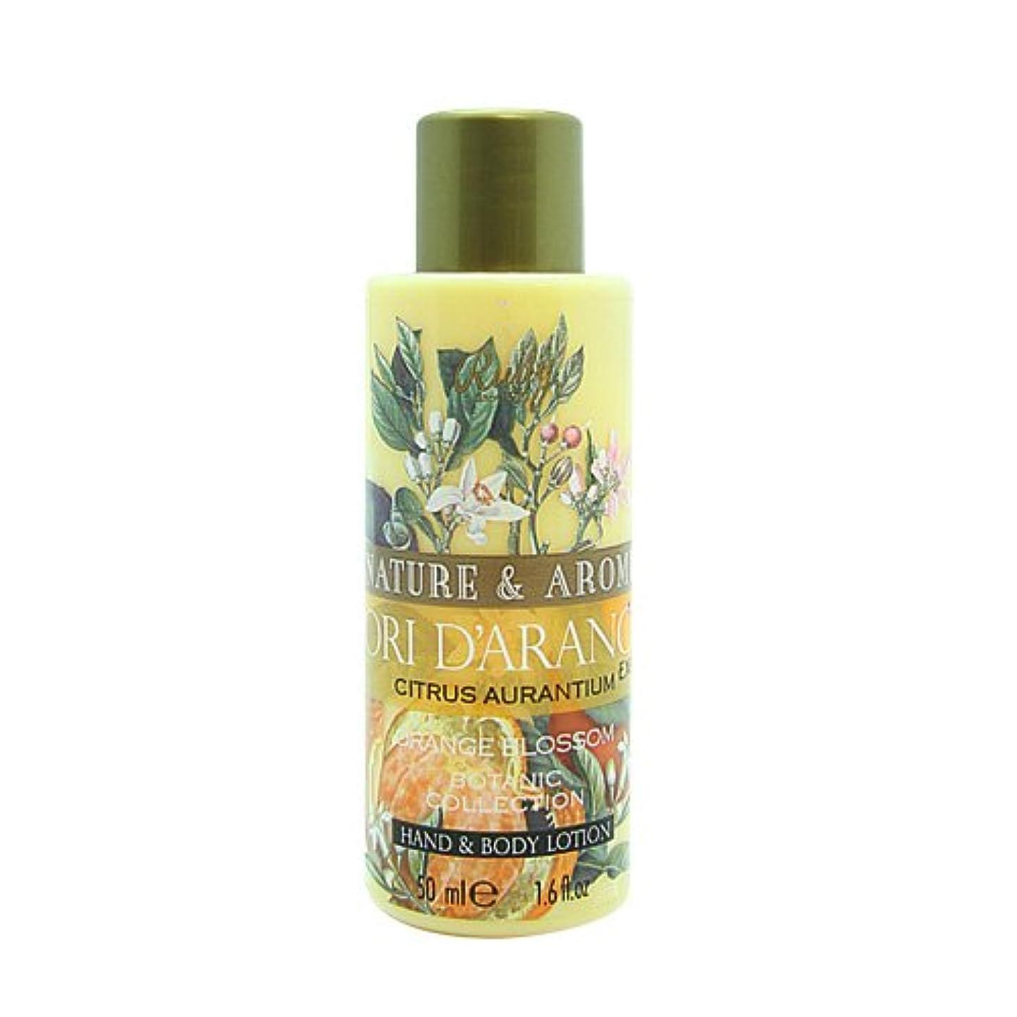 エキスパート定期的欠陥RUDY Nature&Arome SERIES ルディ ナチュール&アロマ Mini Body lotion ミニボディローション オレンジブロッサム