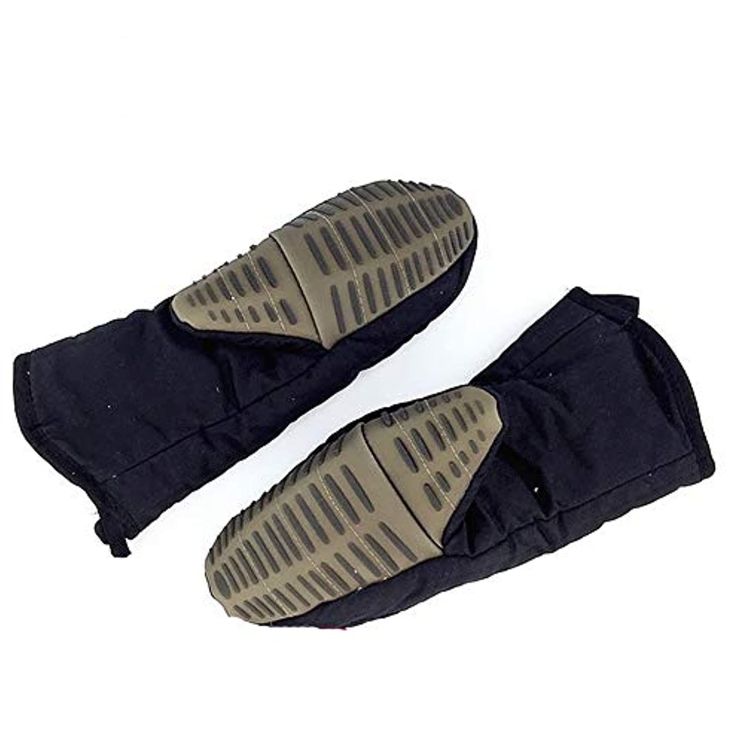 その間外観更新するBAJIMI 手袋 実用断熱手袋シリコーン高温耐性300度オーブン電子レンジやけ防止耐熱手袋