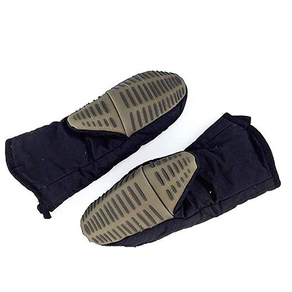 道を作るちょっと待って命令BAJIMI 手袋 実用断熱手袋シリコーン高温耐性300度オーブン電子レンジやけ防止耐熱手袋