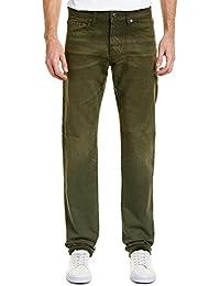 (エージージーンズ) AG Jeans メンズ ボトムス・パンツ ジーンズ・デニム Ag Jeans The Nomad Sulfur Dark Pine Slim Leg [並行輸入品]