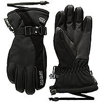 ブランドオメガ 686 Glove Black Gore-Tex Linear Gloves [並行輸入品]