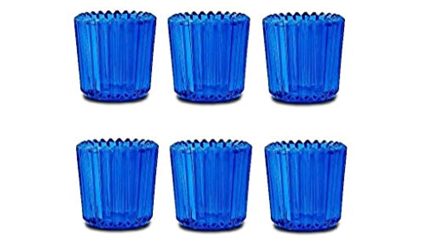 鎮静剤包括的赤字ヤンキーキャンドル ソレイユ J5120000BL ブルー 6個入り