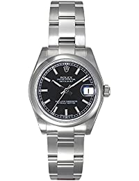 (ロレックス) ROLEX 腕時計 デイトジャスト 178240 ブラック バー ボーイズ [並行輸入品]