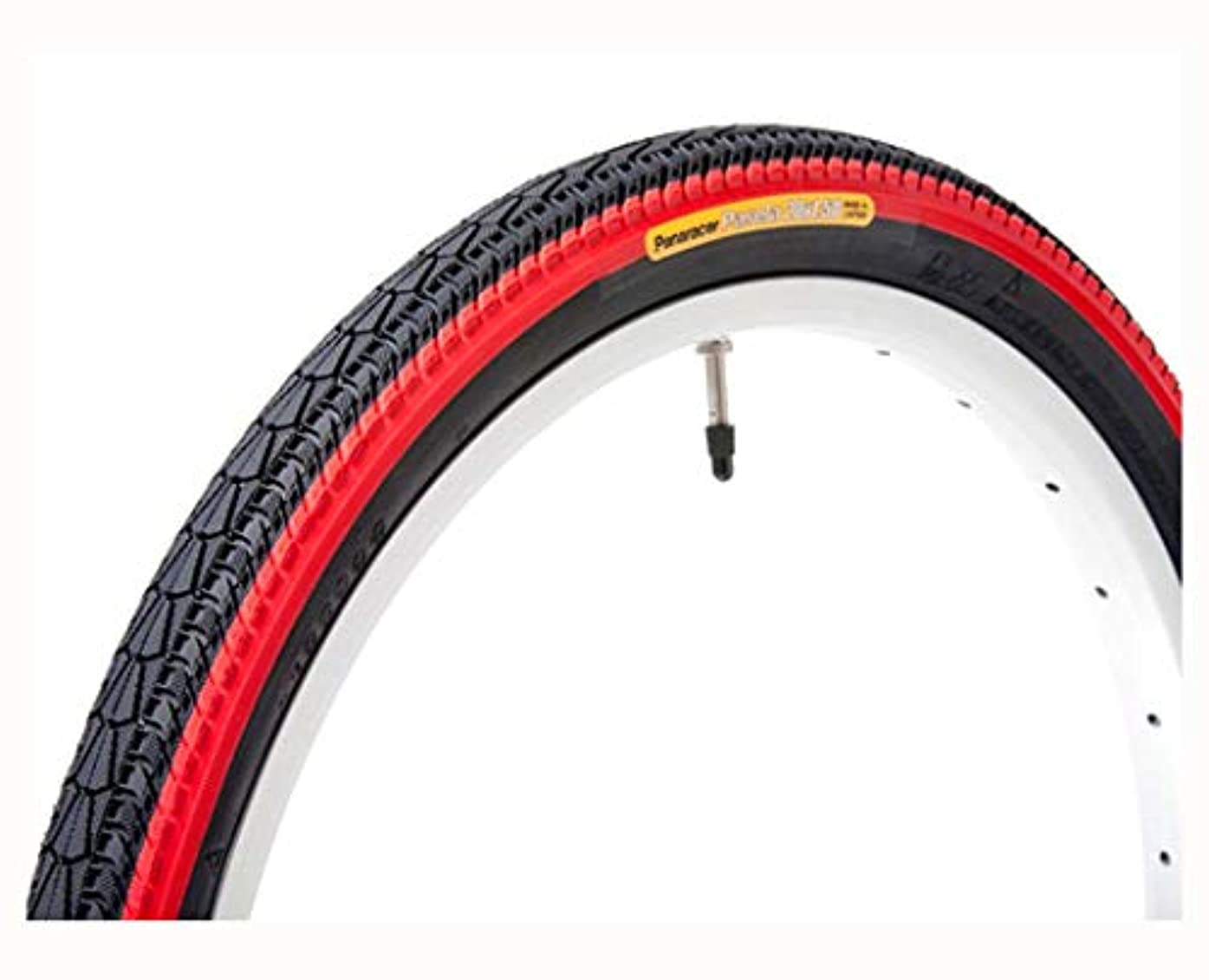 ヒロイン含める見かけ上Panaracer(パナレーサー) PASELA COMPACT(パセラコンパクト) 小径車タイヤ [ブラック/レッドライン 20x1.50]