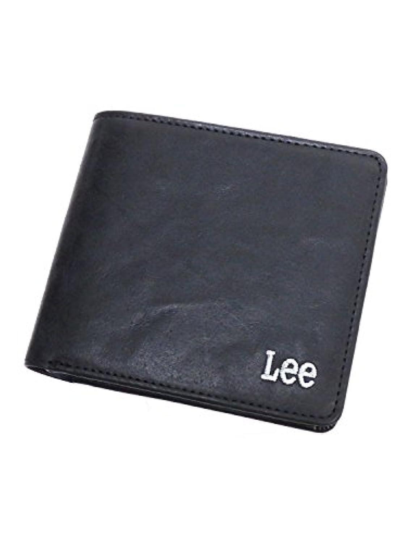 Lee リー 財布 2つ折り財布 0520369 刺繍 スナップボタン付きの小銭入れ 二つ折り財布
