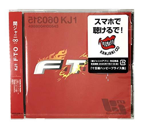 KJ1 F・T・O (期間生産限定盤) (十五催ハッピープライス盤)