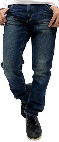(エドウィン) EDWIN ジーンズ メンズ デニム パンツ ストレッチ レギュラー ストレート ジーパン ズボン 3color 31インチ 42ブルー