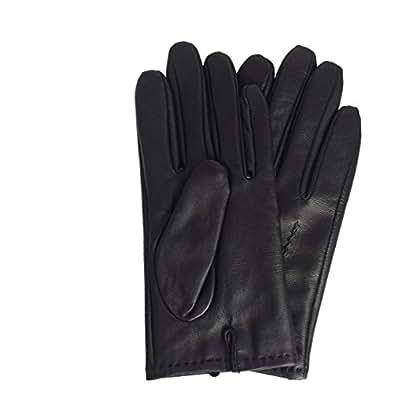 [デンツ] dents 手袋 メンズ レザー グローブ 革 防寒 5-9202 BLACK Sサイズ[並行輸入品]