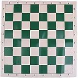 sharprepublic チェッカーボード 折りたたみ式  持ち運び 国際チェス PUレザー チェス盤