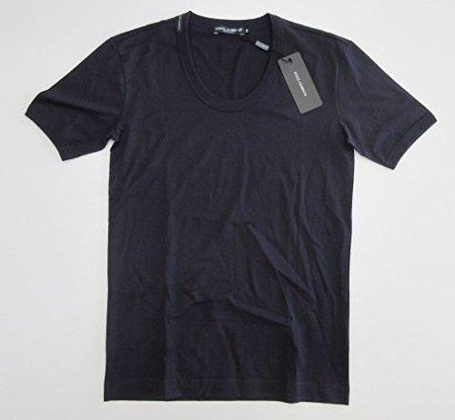 (ドルチェ&ガッバーナ) DOLCE&GABBANA Uネック Tシャツ パープル 44 d773 [並行輸入品]