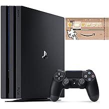 PlayStation 4 Pro ジェット・ブラック 1TB (CUH-7100BB01) 【Amazon.co.jp限定】オリジナルカスタムテーマ (配信)