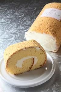 【洋菓子セキヤ】 セキヤロール1本! 「幻のバター」といわれる、カルピスバター使用