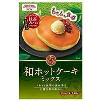 昭和産業 (SHOWA) 和ホットケーキミックス 340g×6箱入×(2ケース)