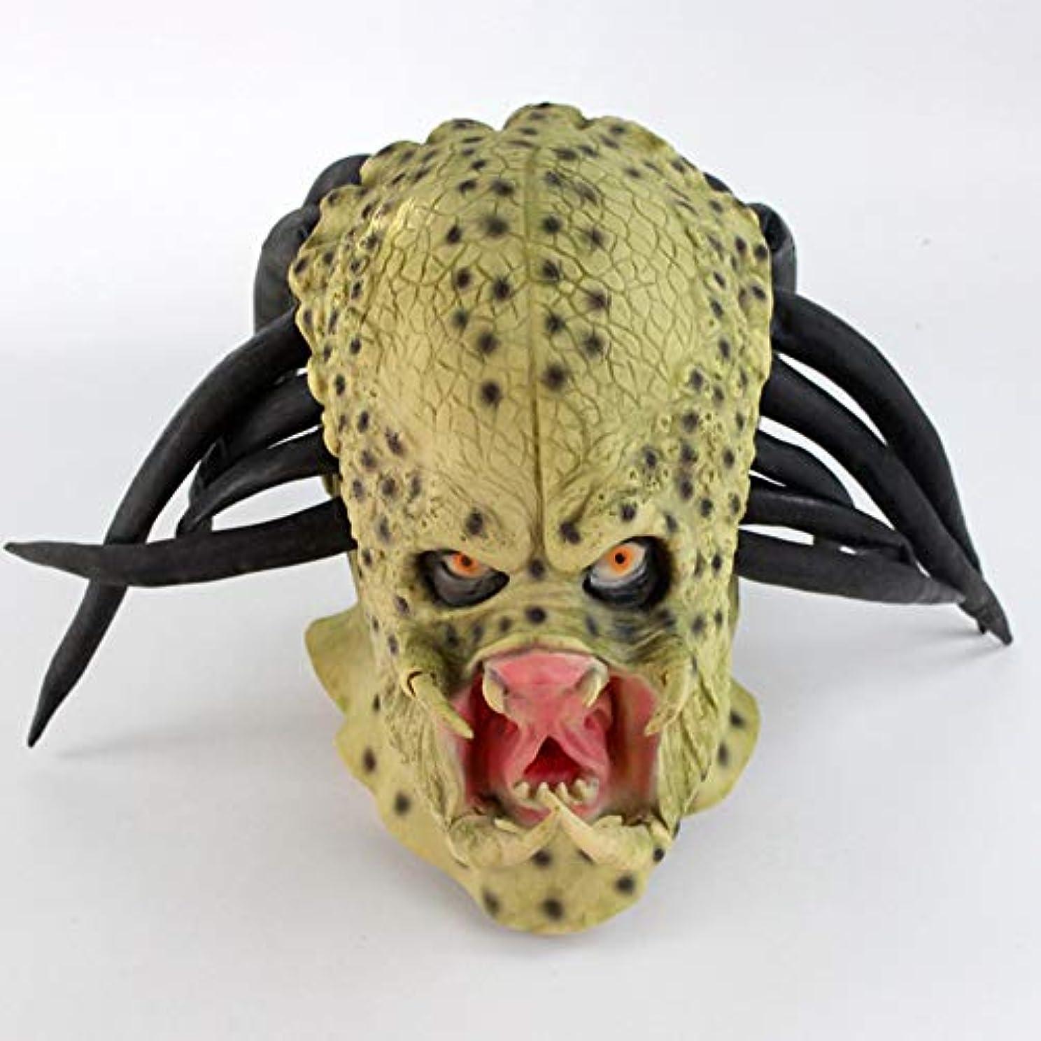 説教する行動きつくハロウィーンホラーマスク、ギザギザの戦士マスク、創造的な Vizard マスク、パーティー仮装マスク