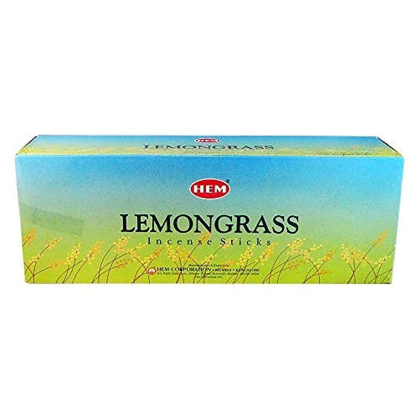 分析的なストラトフォードオンエイボンバラバラにするHEM Lemongrass 100 Incense Sticks (5 x 20 stick packs)
