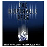 Disposable Deck 2.0 (blue) by David Regal by Blue Bikes Prods - David Regal