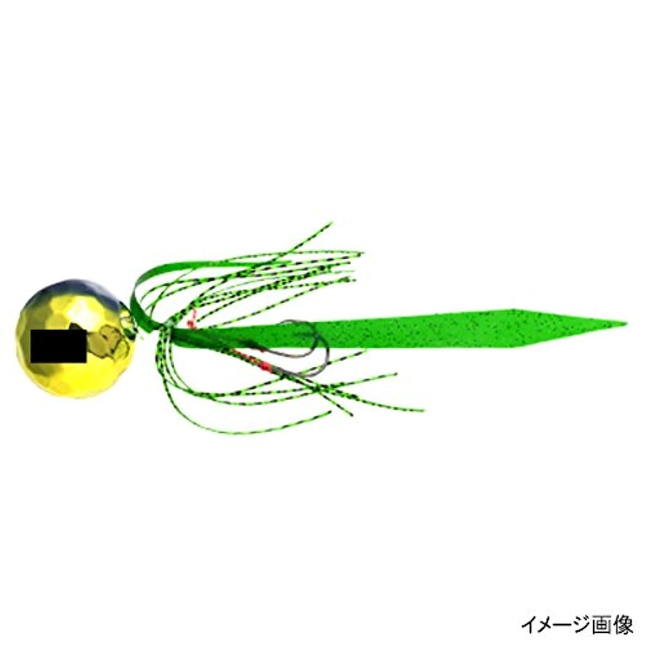 満足できる唯一損なうヤマシタ(YAMASHITA) タイラバ 鯛歌舞楽 鯛乃玉 丸型セット 80g ゴールドグリーンケイムラ #12 ルアー