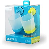 Puj PhillUp (2 pack, azul/citron) by Puj