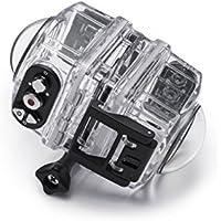 Kodak sp3604KデュアルPro防水ハウジングビデオカメラケース、ブラック( wph-03)