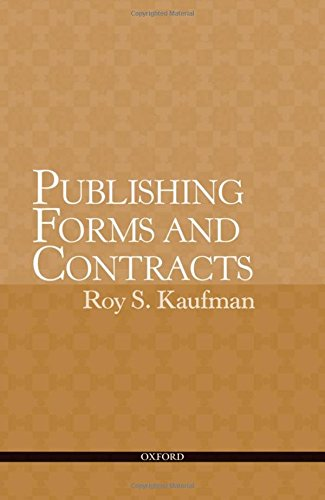 Download Publishing Forms and Contracts 0195367340