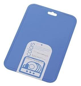 パール金属 まな板 ブルー  食洗機対応 カラーズ 日本製C-349