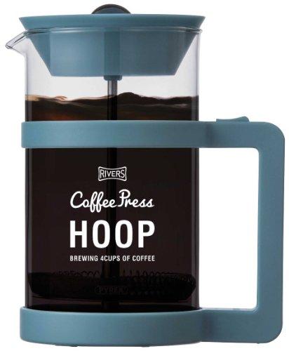 コーヒープレス フープ ライトブルー CPHLB